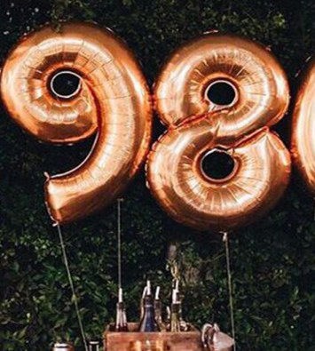 compiere 30 anni nel 2016