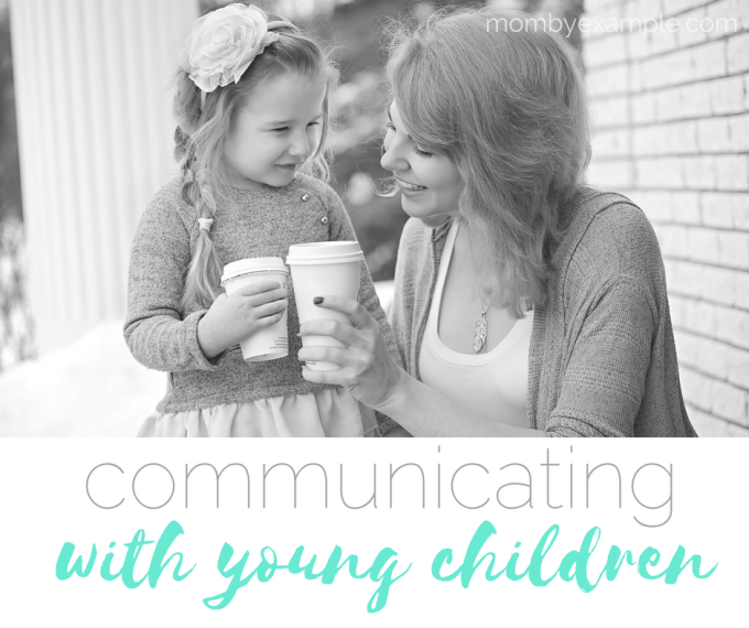 communicating with young children