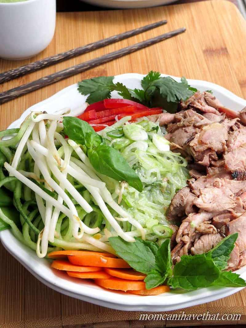 Beef Noodle Salad Bowls Recipes — Dishmaps