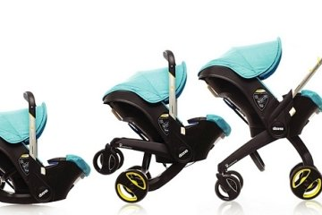 Doona Car Seat Stroller MomCave New York Baby Show