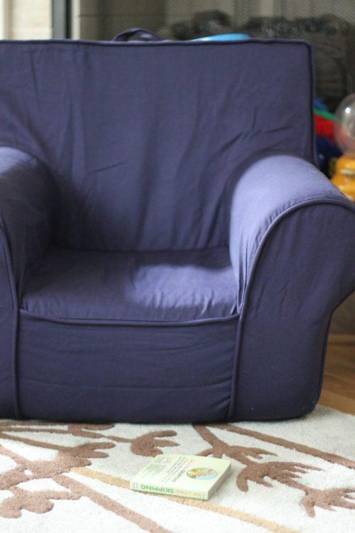 Medium Of Pottery Barn Anywhere Chair