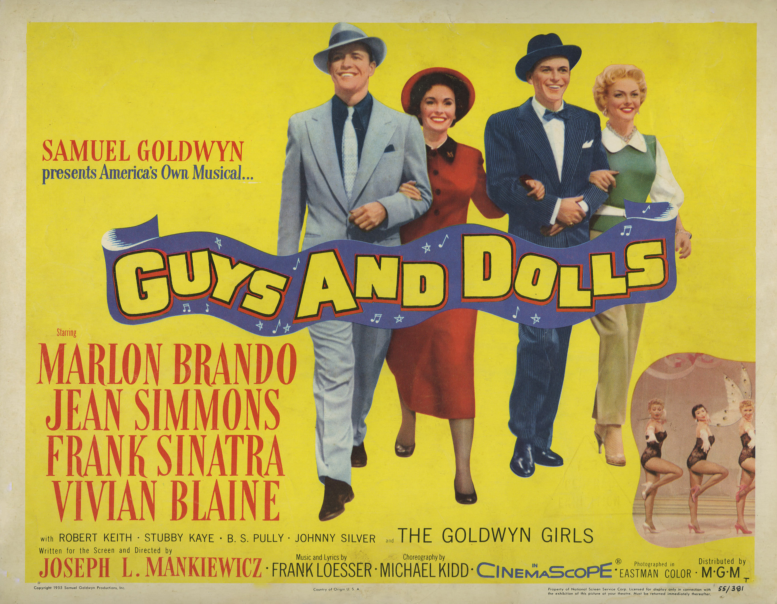 Poster - Guys and Dolls_03