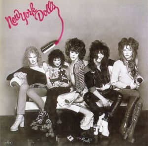 The New York Dolls - The New York (1973) Mercury Records