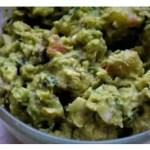 How to make pico de gallo guacamole