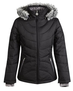 women's arches power down jacket giveaway