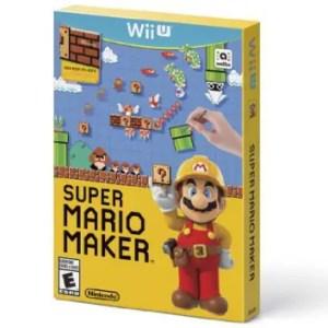 Super Mario Maker Makes Family Night Fun