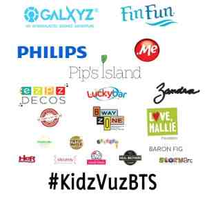 KidzVuz 3rd Annual Back to School Event Recap: Food, Family Fun & Inspiration