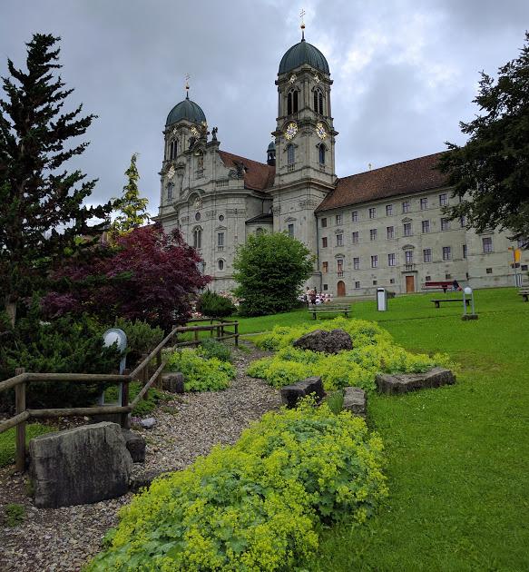 Day Trip to Einsiedeln