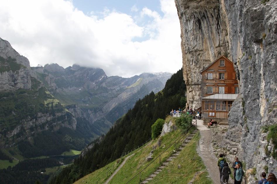 Day Trip: Berggasthaus Aescher-Wildkirchli