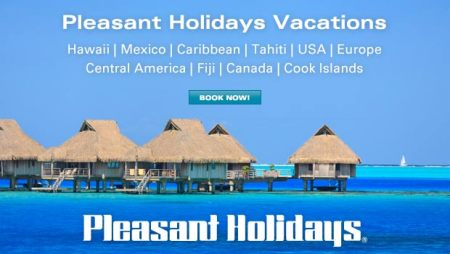 Pleasant holiday vacation