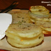 Roasted Potato Stacks2