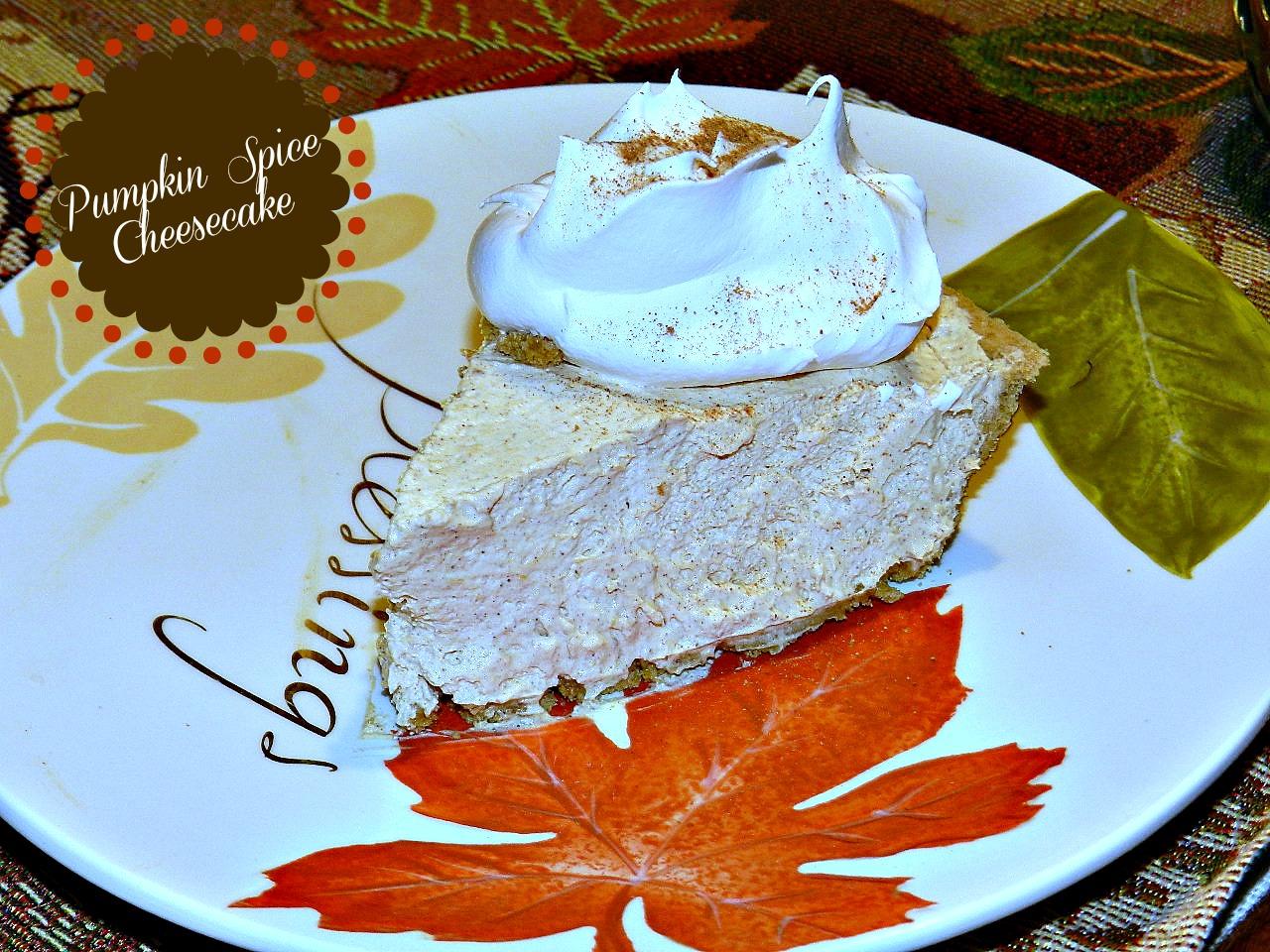 Pumpkin Cheesecake (1)