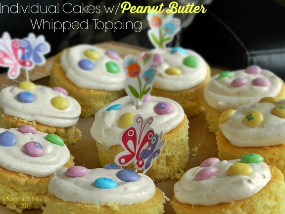 Easter Cakes w.pb whipped topping (8)P