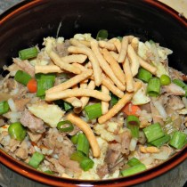 Pork Fried Rice 4