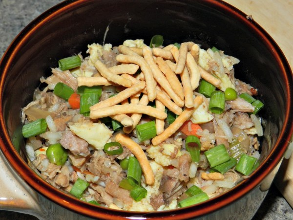 Pork Fried Rice 4