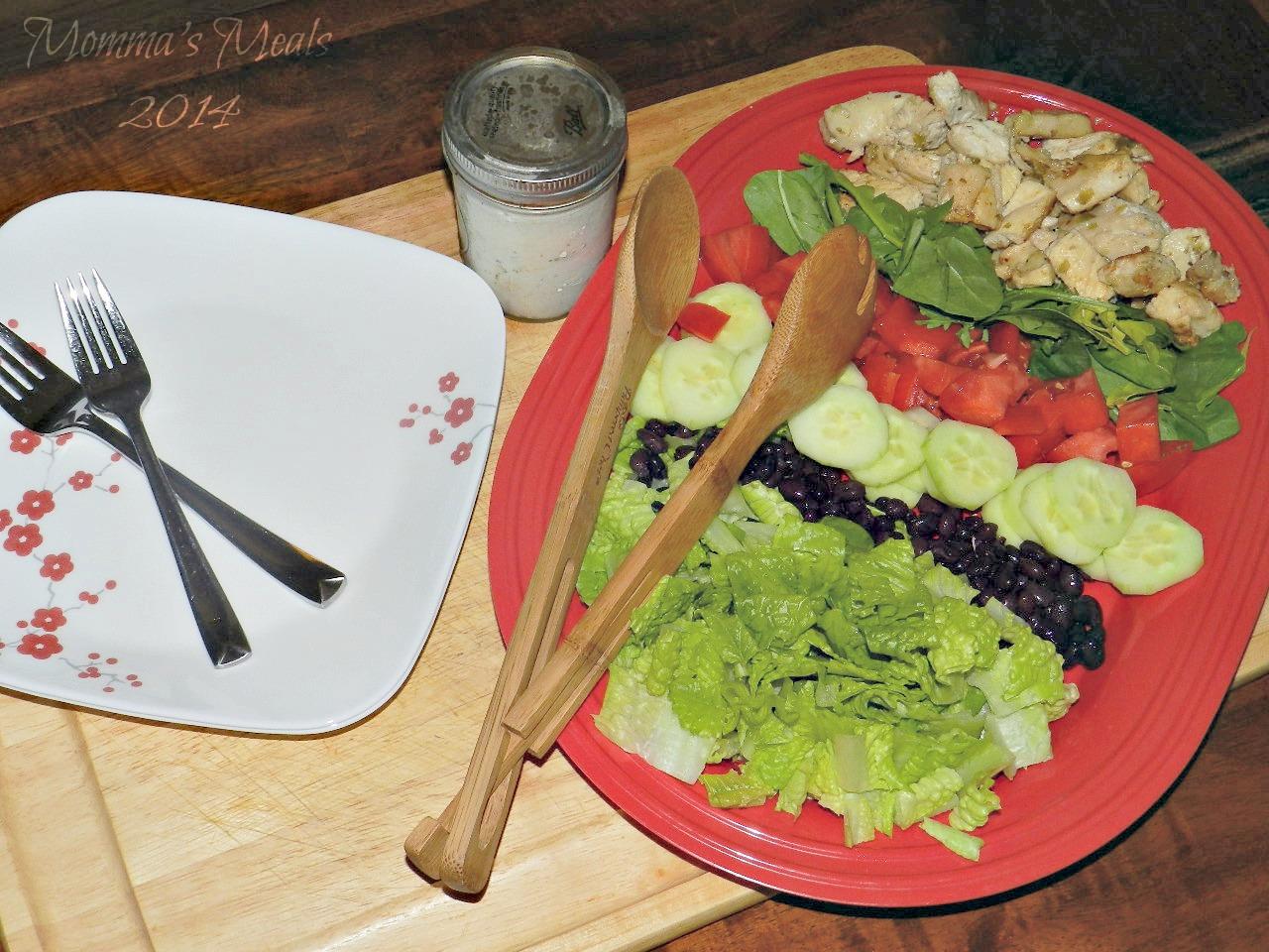 TexMex Chicken Salad Spread2