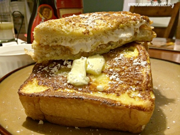 Peanut Butter & Fluff French Toast 3