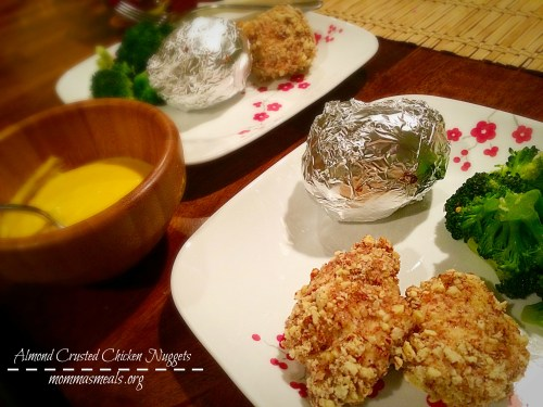 Almond Crusted Chicken 2