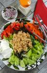 Buffalo Ranch Salad C