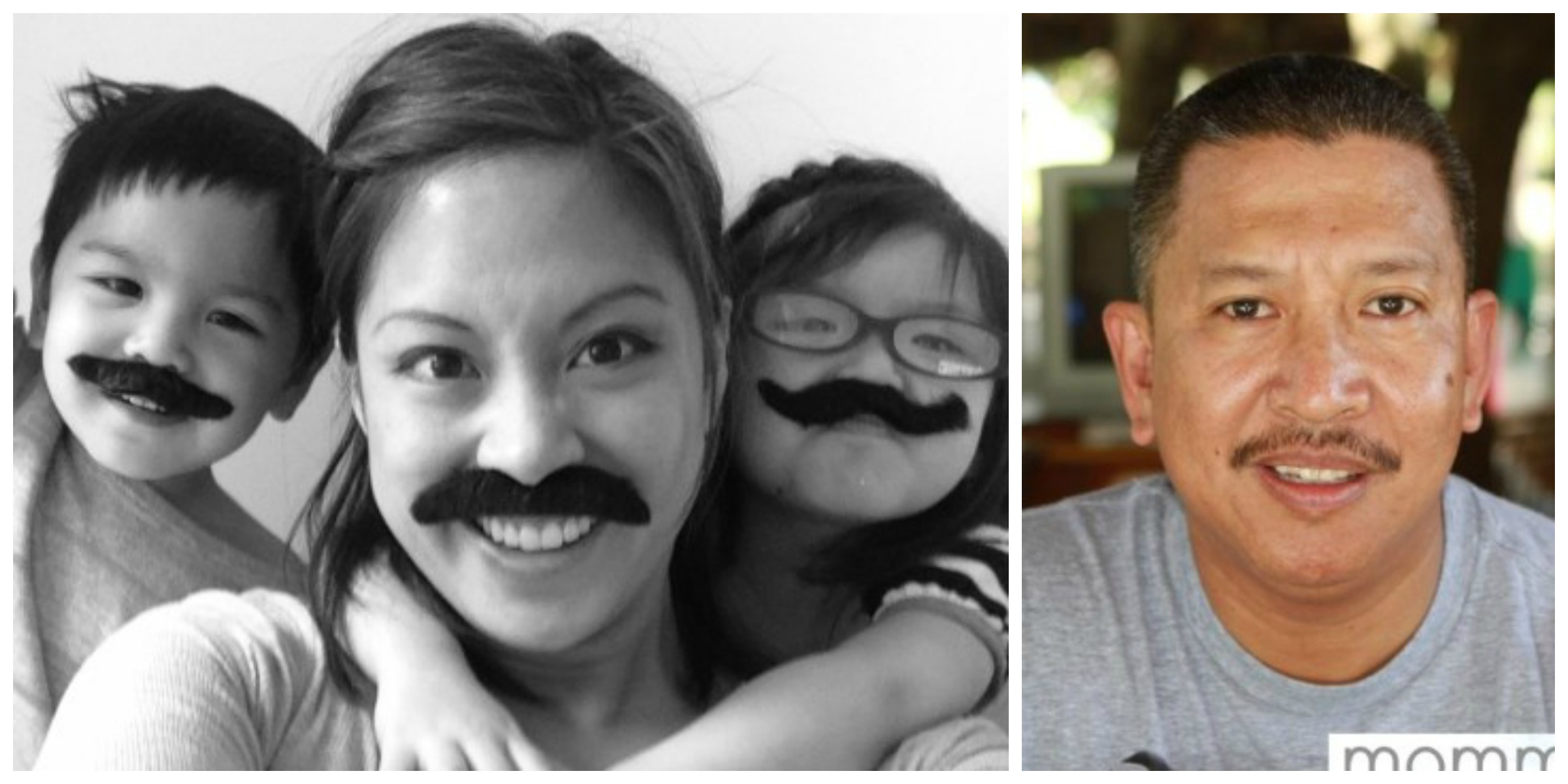 gracielle dad stache