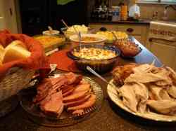 Small Of Prepared Thanksgiving Dinners