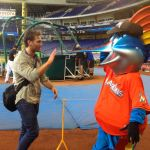 The Bachelor at the Ballpark
