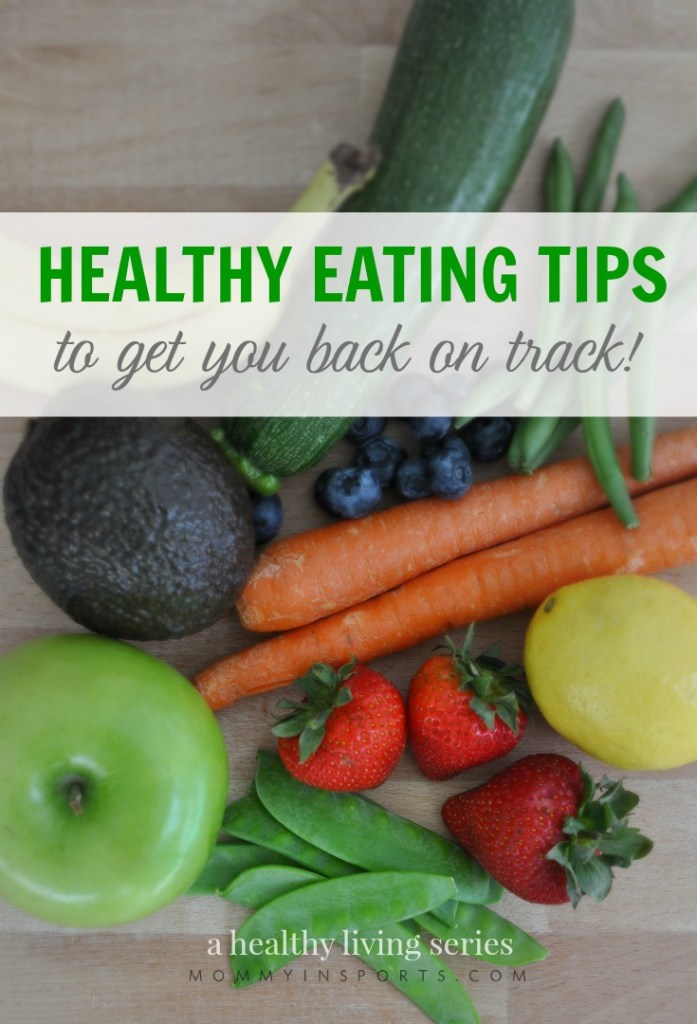 Healthy eating doesn't have to be overwhleming. If you plan ahead, it can be remarkably simple. Here are some healthy eating tips to get you back on track
