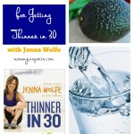 Jenna Wolfe's Top 5 Tips for Getting Thinner in 30