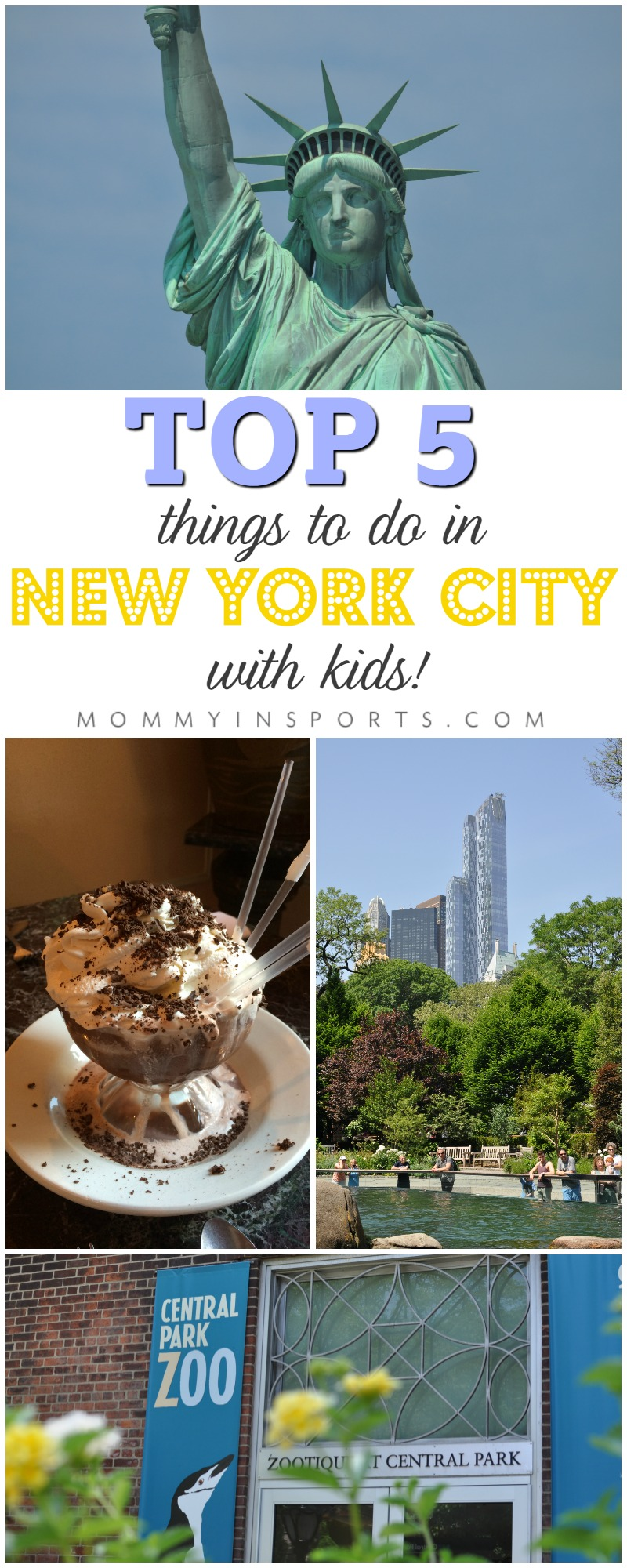 Top 5 things to do in new york city with kids mommy in for Places to see in new york city in one day