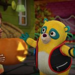 special agent oso halloween special
