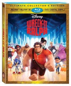 wreck-it ralph blu-ray march 5 2013