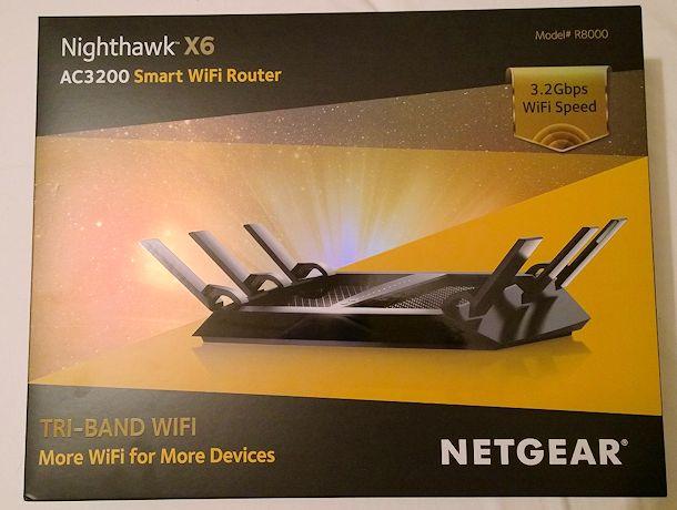 netgear nighthawk ac3200