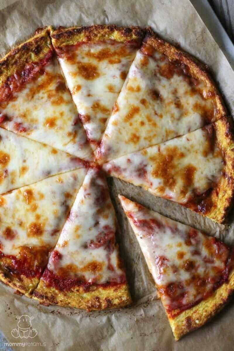 Fullsize Of Frozen Cauliflower Pizza Crust