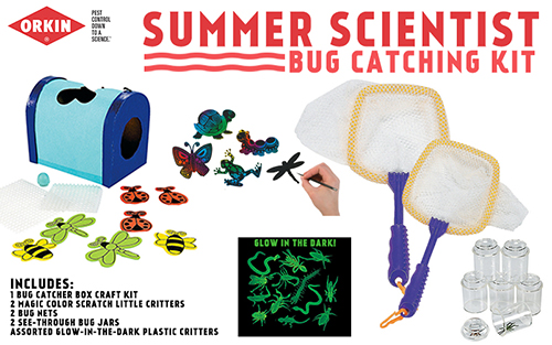 Orkin, Summer Scientist Bug Catching Kit, #Giveaway, Mommy Ramblings