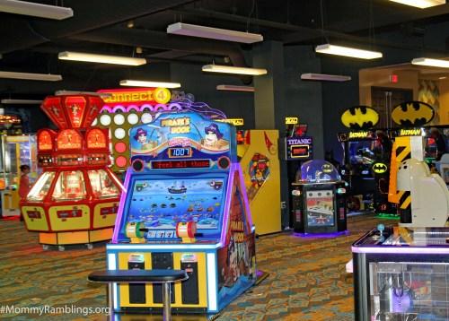 cbm arcade