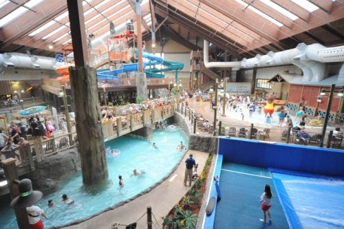 great eascape water park