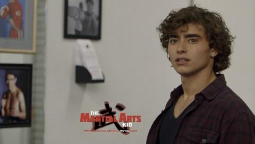 martial arts kid photo