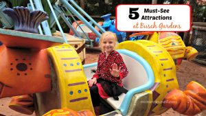 Busch Gardens Tampa - My Family's 5 Must-See Attractions!