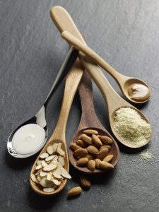 Healthy, Plant Based Snacking with California Almonds