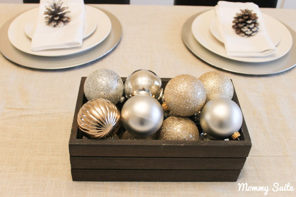 Rustic Glam Tablescape