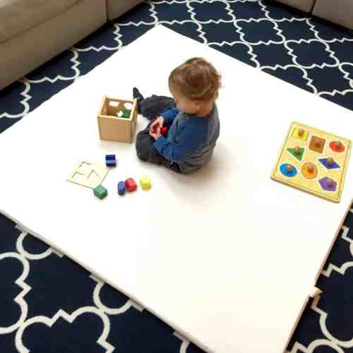 Medium Of Baby Floor Mat
