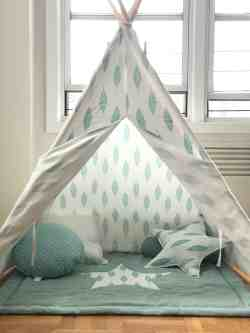 Small Of Kids Teepee Tent