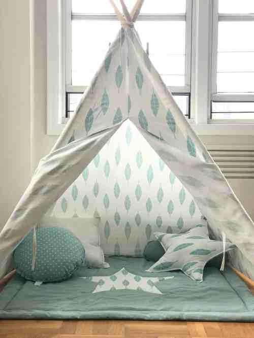 Medium Of Kids Teepee Tent