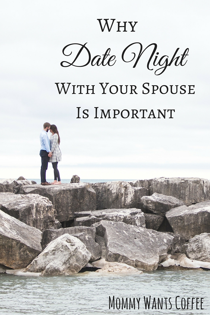 Why a Date Night With Your Spouse Is Important