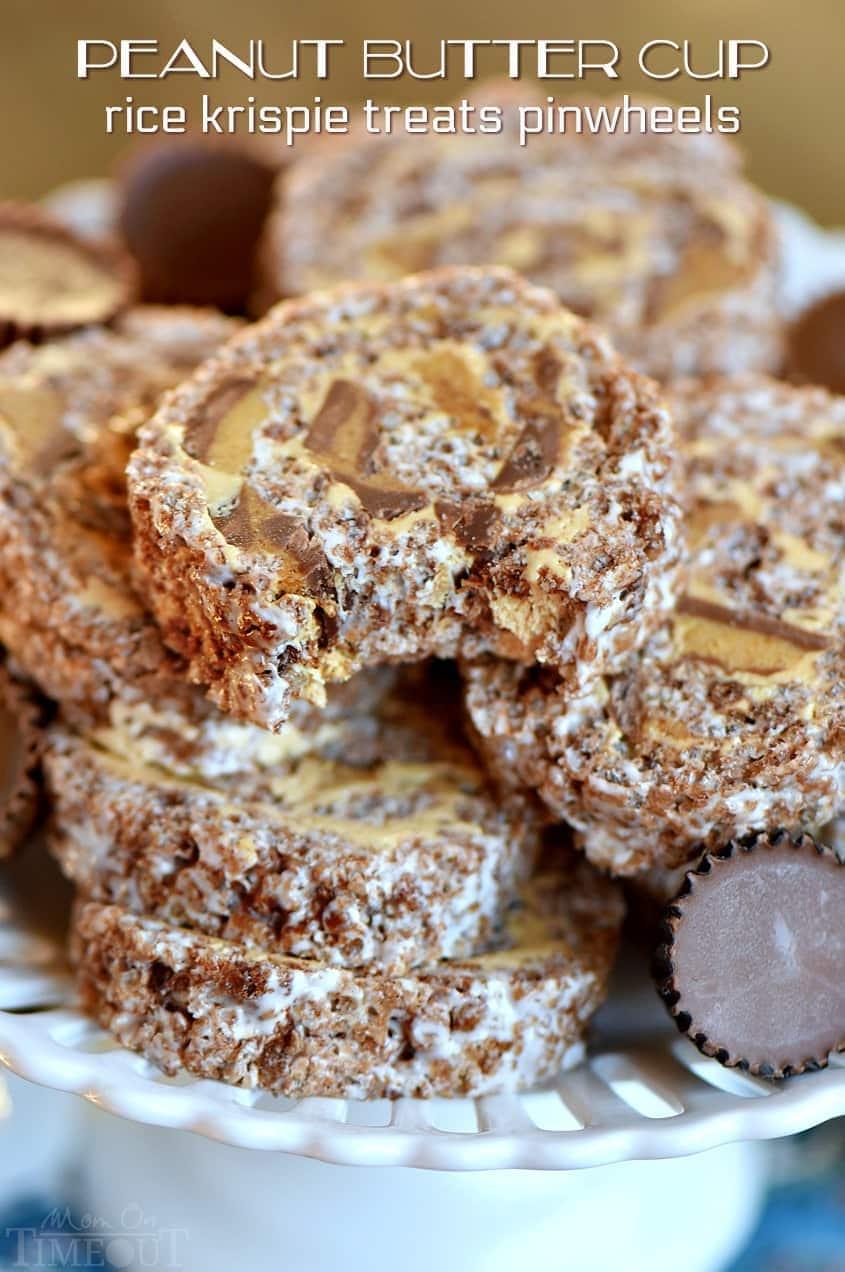Fullsize Of Peanut Butter Rice Krispie Bars