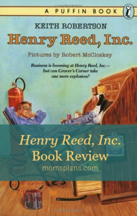 Henry Reed, Inc. Book Review