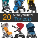 20 New Strollers for 2015 You Don't Want To Miss