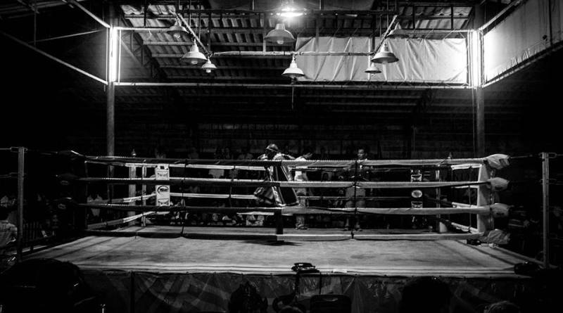 Kiti Nopphakhun, the life of a Muay Thai fighter in Thailand