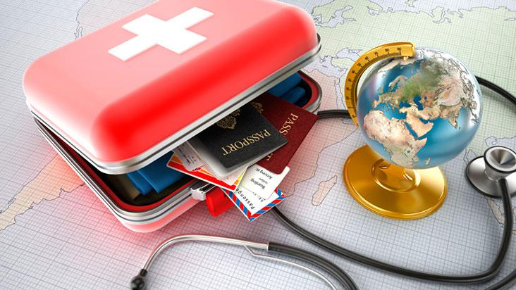 Taking care of your health before travelling: vaccinations, pills and insurances to know