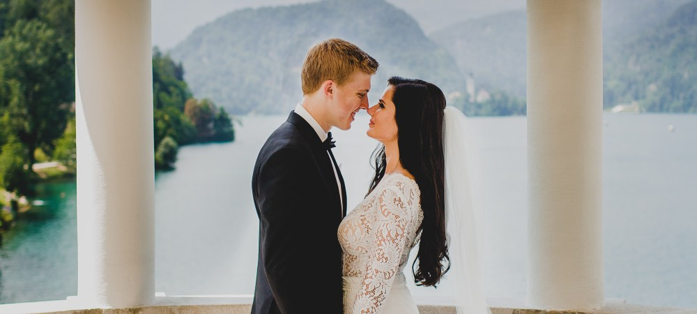 our fairytale lake bled wedding